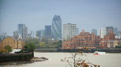 London - finance district, HD Stock Footage