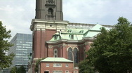 St. Michaelis, Hamburg Stock Footage