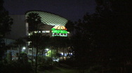 Stock Video Footage of The Tropicana Dome In St Petersburg 09