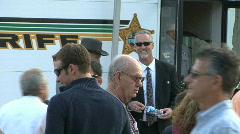 Secret Service Agent Stock Footage