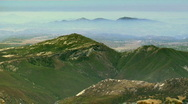 Stock Video Footage of palomar_mountains01