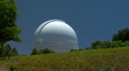 Stock Video Footage of palomar_observatory02