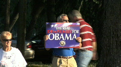The Real Joe The Plumber 02 Stock Footage