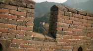 Great wall 4 Stock Footage