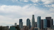 Skyline Time Lapse HD Stock Footage