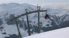 Skilift Stock Footage