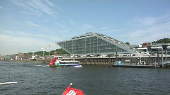Dockland Hamburg Stock Footage