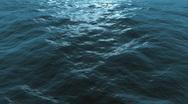 Ocean Swell Tilt Stock Footage