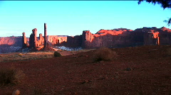 Monument Valley Stock Footage