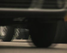 Traffic polluted beijing pekin Stock Footage