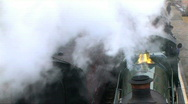 Steam train  Stock Footage