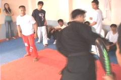 Stock Video Footage of Karate