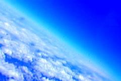 Angle sky Stock Footage