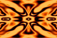 Effect your cenetr - plasma Stock Footage
