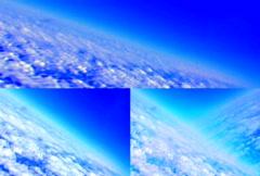 Edit skies Stock Footage