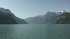 Lake Luzern Stock Footage