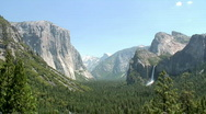 Stock Video Footage of Yosemite Valley