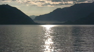 "Stock Video Footage of Lake Thun ""Thunersee"" Switzerland"