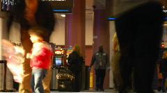 Vegas Airport Terminal Stock Footage