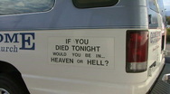 Stock Video Footage of Heaven or HELL?
