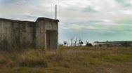 Abandoned ww2 1942 1 Stock Footage