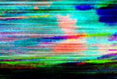 TV Noise 22 - NTSC Stock Footage
