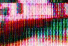 TV Noise 23 - NTSC Stock Footage