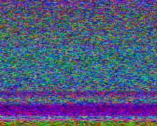 TV Noise 25 - PAL Stock Footage