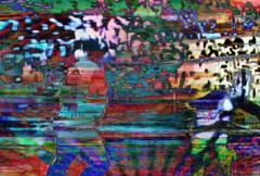 TV Noise 29 - NTSC Stock Footage