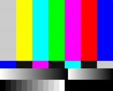 TV Noise 44 - PAL Stock Footage