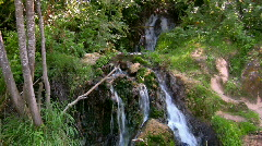 Mountain stream 9 Stock Footage