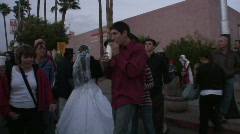 Day of the Dead - Parade - 4 Stock Footage