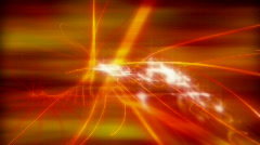 Red-Stroke-Scape Stock Footage