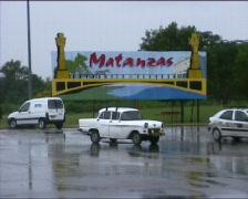 Matanzas airport Stock Footage