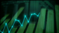 stock market (best one) - stock footage