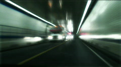 Tunnel fantastic 30 Stock Footage
