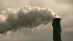 smokestack - stock footage