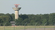 Stock Video Footage of Airport tower