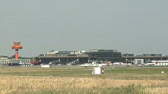 Hannover Airport Stock Footage