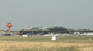 Stock Video Footage of Hannover Airport