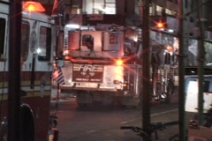New York City Firefighters 8 Stock Footage