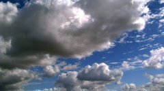 Art Clouds - stock footage