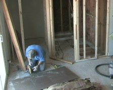 Home Repair Stock Footage