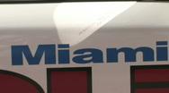 Miami Beach Police Stock Footage