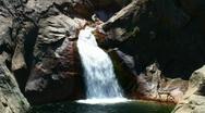 Roaring River Falls Stock Footage