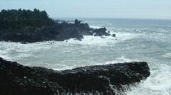 oceanfront 002 - stock footage