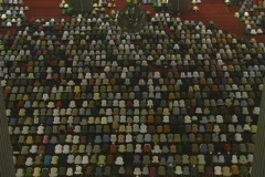 Muslim Prayers 17 Stock Footage