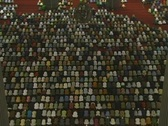 Stock Video Footage of Muslim Prayers 17