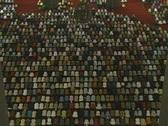 Stock Video Footage of Muslim Prayers 17