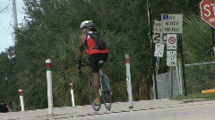Sports Bike Stock Footage